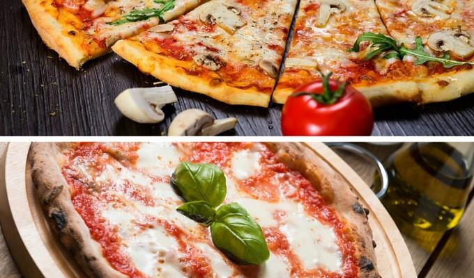 Pizza Romana Napoletana