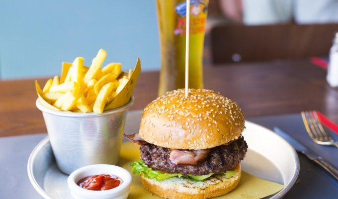 hamburgeria Roma