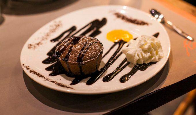 ricetta souffle al cioccolato
