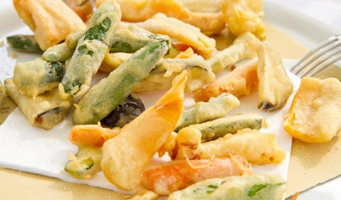 verdure fritte